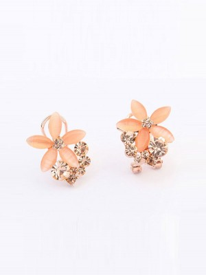 Occident Boutique Five Petal Hot Sale oorclip