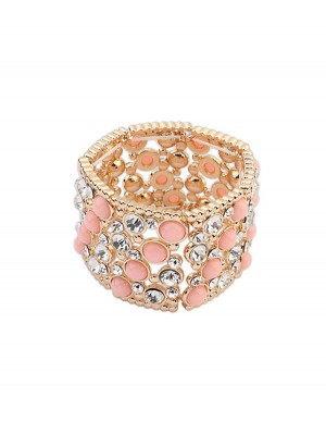 Occident Modieuze brede versie Elasticiteit Hot Sale-armband